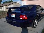 2004 sonic blue mustang gt